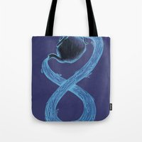 Infinite Tea Tote Bag