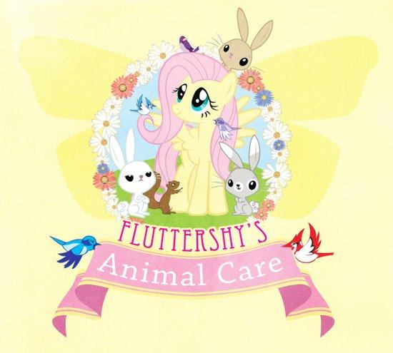 Fluttershy's Animal Care Art Print