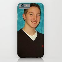 iPhone & iPod Case featuring That guy by New Rustic Future