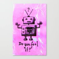Do You Feel It? Canvas Print