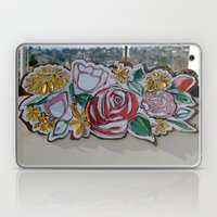 Street Flowers Laptop & iPad Skin