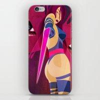 Psylocked!  iPhone & iPod Skin