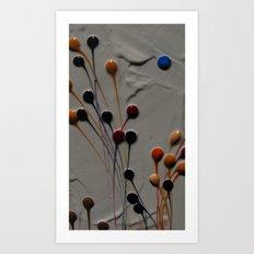 retrospection Art Print
