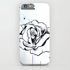 White Rose iPhone 6s Slim Case