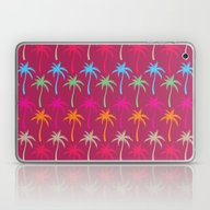 Laptop & iPad Skin featuring Palm Trees #4 by Ornaart