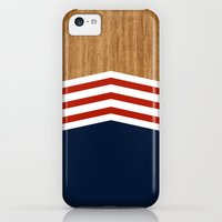 iPhone 5c Cases featuring Vintage Rower Ver. 3 by INDUR