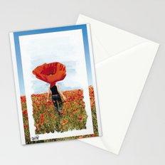 Poppy Feeling Stationery Cards