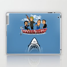 Fish Punch Laptop & iPad Skin