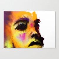 Gemini - Left Canvas Print