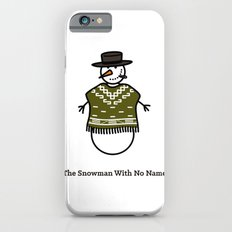 The Snowman With No Name Slim Case iPhone 6s
