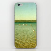 Bathing Beauties iPhone & iPod Skin