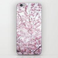 Sakura Bloom. iPhone & iPod Skin