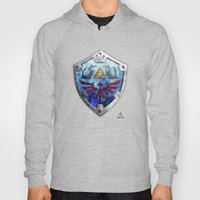 The Hylian Shield Hoody