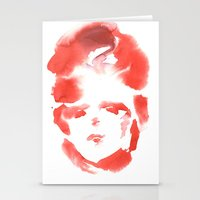 Red Ace Stationery Cards