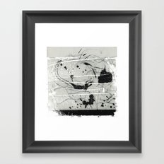 Ws 3 Framed Art Print
