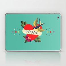 Mom Tattoo Laptop & iPad Skin