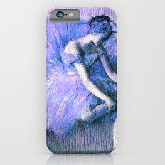 Lavender Ballet Dancer iPhone 6 Slim Case