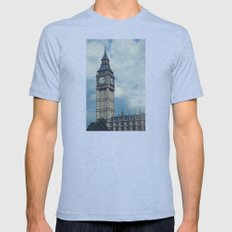 Big Ben Mens Fitted Tee Athletic Blue SMALL