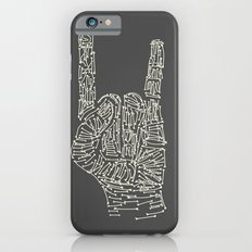Horns Hand Slim Case iPhone 6s