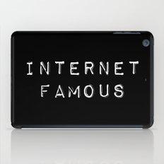 Internet Famous iPad Case