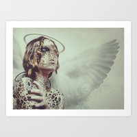 Dissimulation Art Print