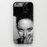 iPhone & iPod Case featuring + Beauty School + by Sandra Jawad