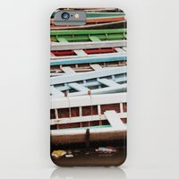 iPhone & iPod Case featuring Boats by BTP Designs