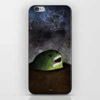Asomandose Al Espacio iPhone & iPod Skin