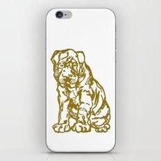 Chinese Shar Pei iPhone & iPod Skin