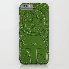 bobba fett Polynesian tribal Slim Case iPhone 6s
