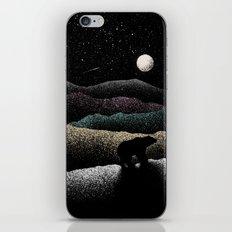 Wandering Bear iPhone & iPod Skin