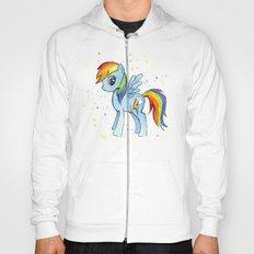 Rainbow Dash  Hoody
