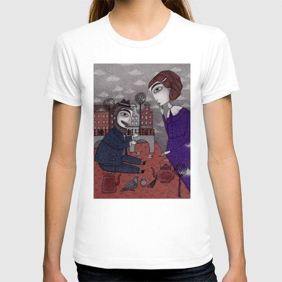 The Story Teller T-shirt