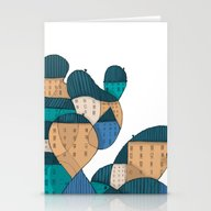 Stationery Cards featuring Landscape Wind by Andrea Dalla Barba