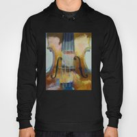 Violin Painting Hoody