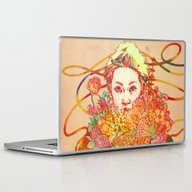 Laptop & iPad Skin featuring Ryo by Natsuki Otani