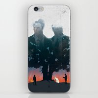 True Detective - The Long Bright Dark iPhone & iPod Skin