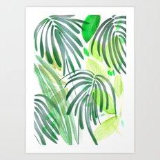 garden house Art Print