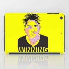 Charlie Sheen Winning_Ink iPad Case