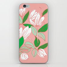 Floating Tulips iPhone & iPod Skin