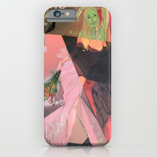 Kill, F-CK, Marry iPhone & iPod Case
