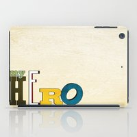 myHERO iPad Case