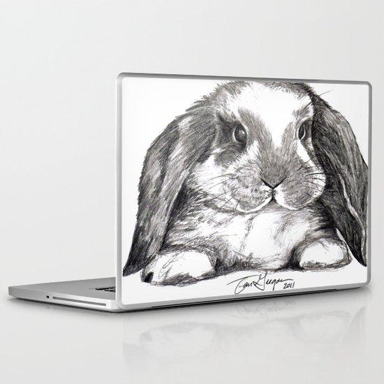 Bunny Laptop & iPad Skin