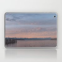Starnbergersee At Dawn Laptop & iPad Skin