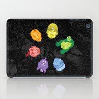 Colorheads iPad Case