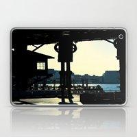 Long Island Pier Laptop & iPad Skin