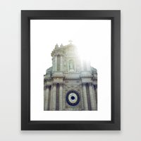 Eglise Saint Paul, Le Ma… Framed Art Print