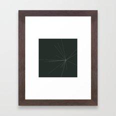 #103 Spark – Geometry Daily Framed Art Print