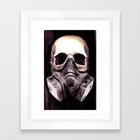Apocalypse Framed Art Print