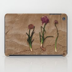 after an ocean storm iPad Case